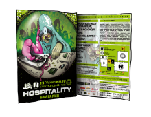 Flyer: Hospitality